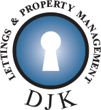 DJK Lettings Logo